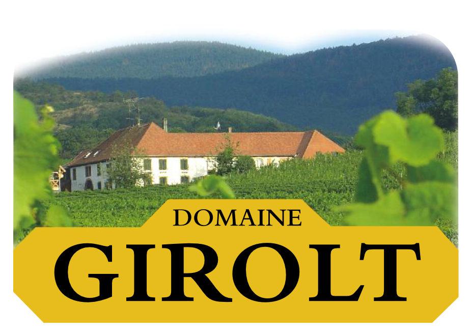 Logo Vins d'Alsace Girolt